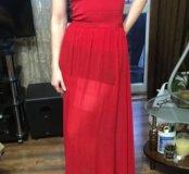 Женское, вечернее платье