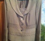 🔴 КОСТЮМ (пиджак и юбка)