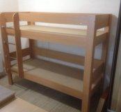 Кровать двухъярусная 1900х800