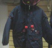 Куртка утепленная на весну