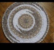 Ткань для вязания ковриков