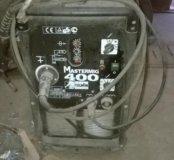 Сварочный полуавтомат Telwin 400