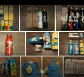 Термобутылки, my bottle, термосы