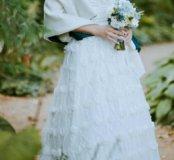 Немецкое свадебное платье