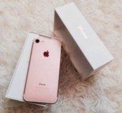 iPhone 7 , 32g RoseGold