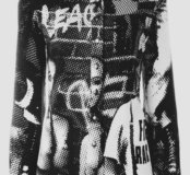 "Рубашка ""Jean Paul Gaultier""оригинал (Франция)"