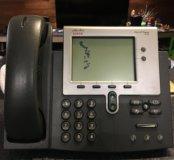 IP телефон Cisco 7942