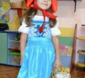 Баварское платье для девочки