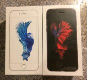 iPhone 6s 16GB Space Gray и Silver