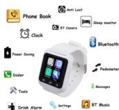 U Smart Watch u8