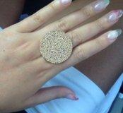 Кольцо безразмерное