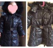 Пальто демисезонное H&M