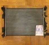 Радиатор на АКП солярис