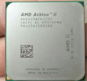 4х ядерный Athlon II X4 620 2.8 ghz am3