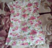 Платье на девочку рост 128
