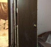 Двери с новостройки,70 см. 2 шт., 80 см. 1 шт.