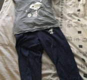 Домашний костюм (пижама)