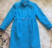 Демисезонное пальто 48 (L)