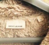 Дубленка оригинал DKNY