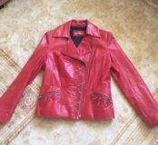 Куртка из натур кожи L46-48