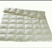 Пуховое 2спальное одеяло