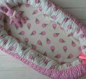 Кокон (гнездышко) для новорожденного