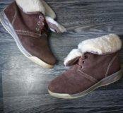 Ботинки зима 36р