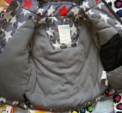 Куртка весна/осень и два комбезика