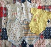 Боди для малыша 50-56