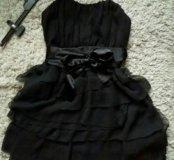 Маленькое черное платье от Mexx