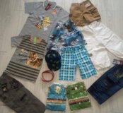 Одежда на мальчика новая