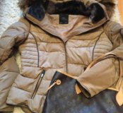 Куртка Zara и угги
