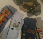 Колготки+носки