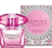 Versace bright crystal absolu 90 ml