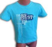 Новая футболка 128 см