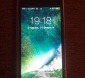 iPhone 5c 16gb желтый