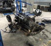 Ремонт бензиновых и дизельных двигателей.