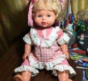 Кукла 52 см Famosa Испания 1970-е гг