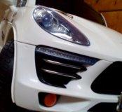 Порше электромобиль макан