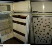 Холодильник б.у Бирюса-21