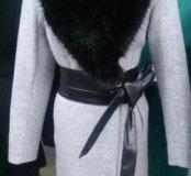 Пальто новое Демисизонное