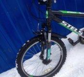 Велосипед Stels pilot 240+ подарки