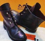Ботинки Hermes 36р