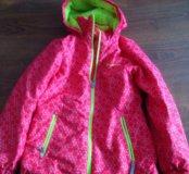 Утеплённая куртка для девочки Nordway