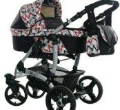 2 в 1 практичная модульная детская коляска