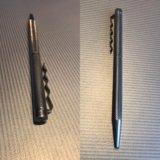Серебряная ручка Ника с бриллиантом