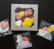 Имбирное печенье sale 14 февраля