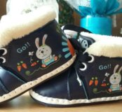 Ботинки на конец зимы, весну