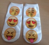 Носочки 3D