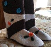 """Обувь """"Inblu"""" для дома, новая"""